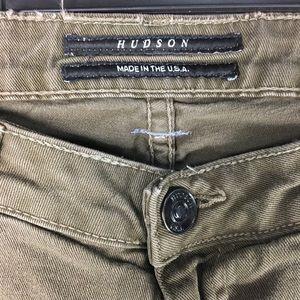 Hudson Jeans Jeans - Hudson Military Cargo Skinny Ankle Jeans Sz 27